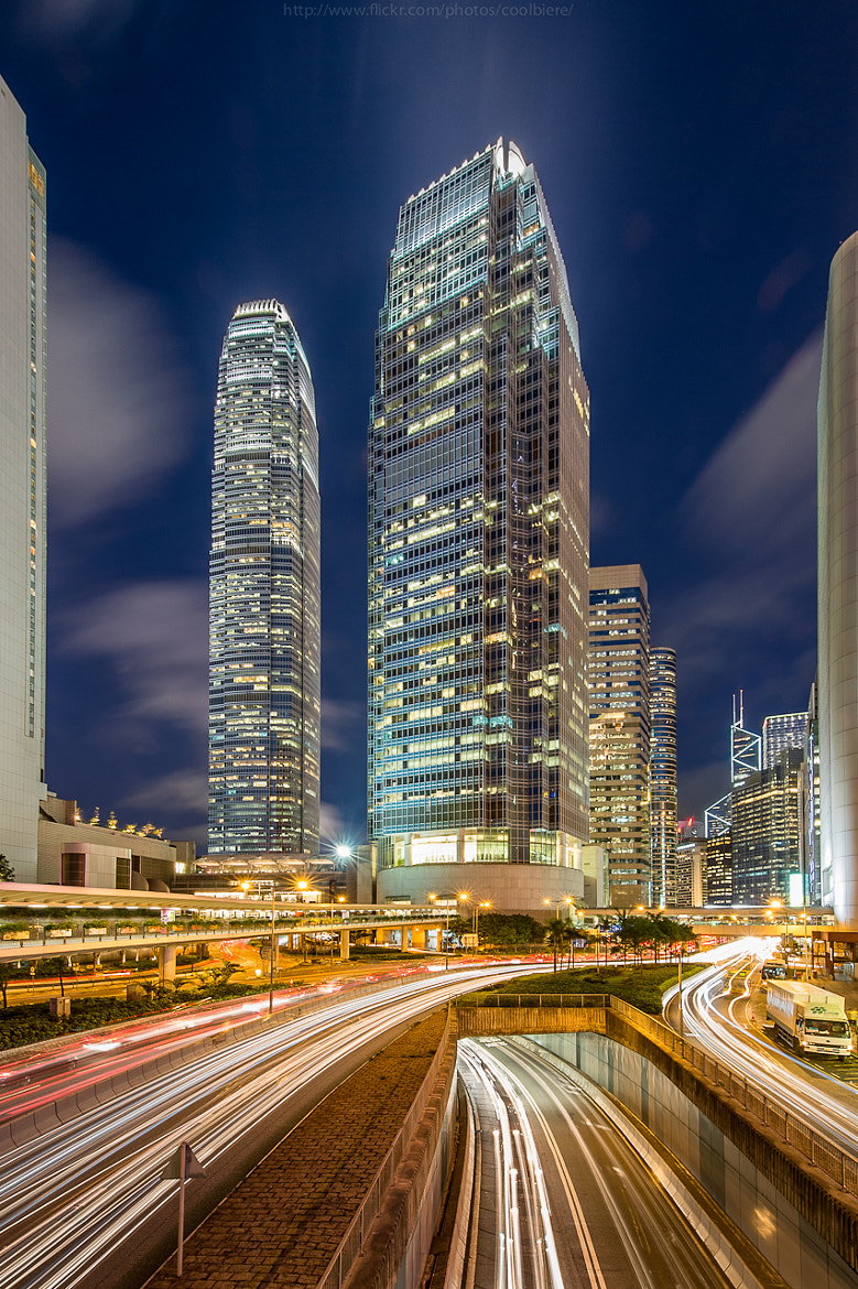 Photograph Hongkong IFC by Coolbiere. A. on 500px