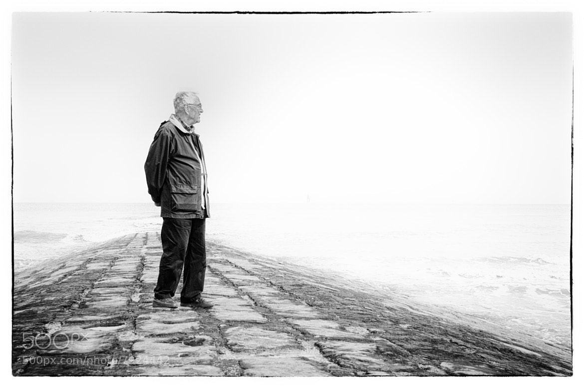 Photograph The old man and the sea by Laurent T. on 500px