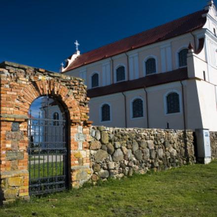 Halshany Franciscan church