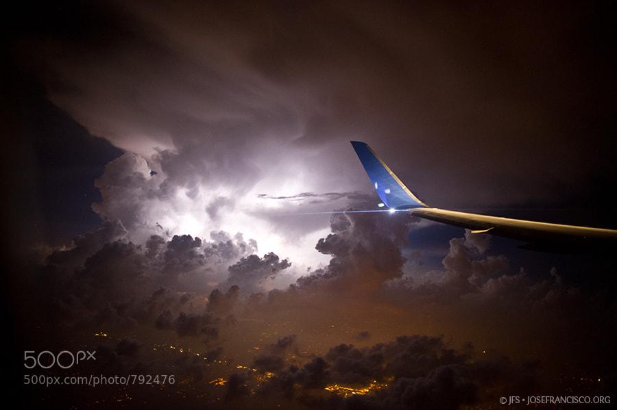 Photograph Thunderstorm over Atlanta by José Francisco Salgado on 500px