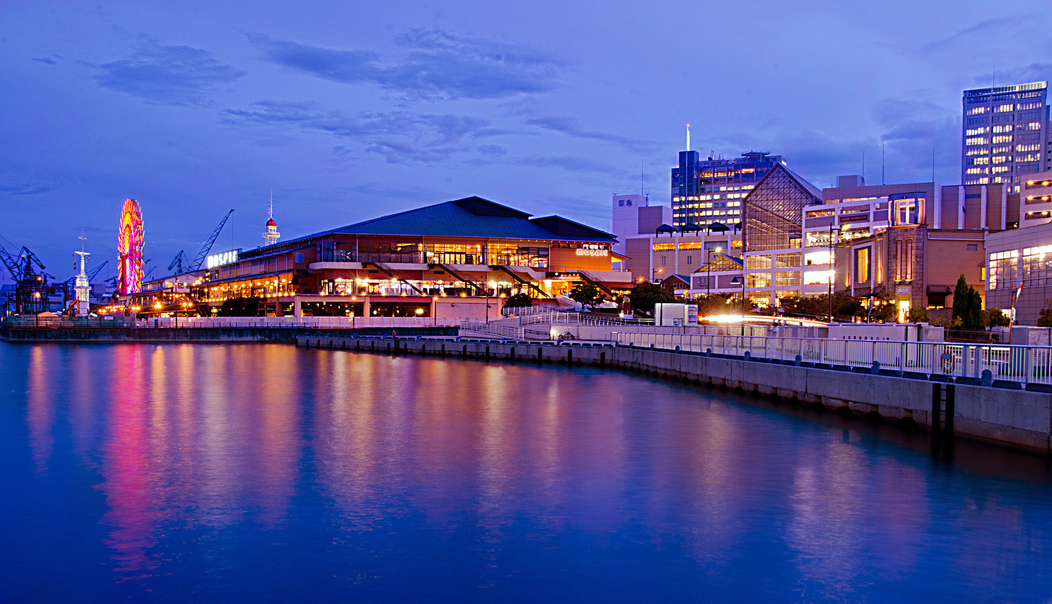 Photograph Harbourland kobe by Rosi Granada on 500px