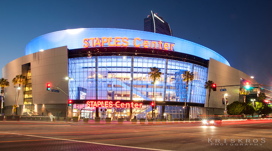 Photograph Staples Center by Kris Kros on 500px