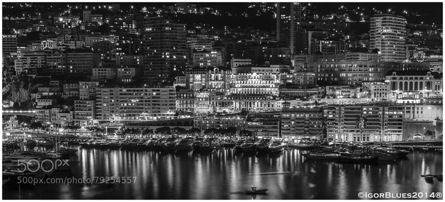 montecarlo by night by igorblues