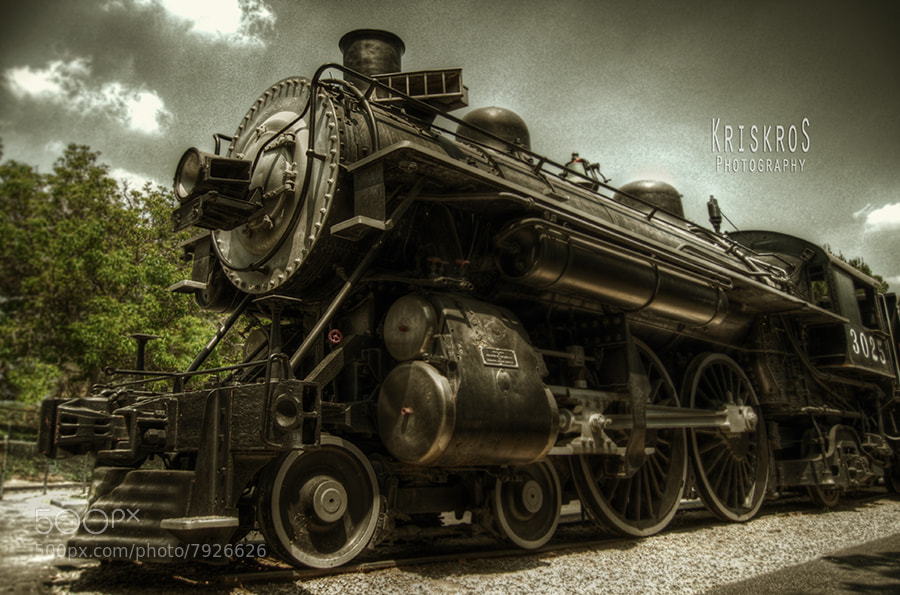 Photograph Steel and Steam by Kris Kros on 500px
