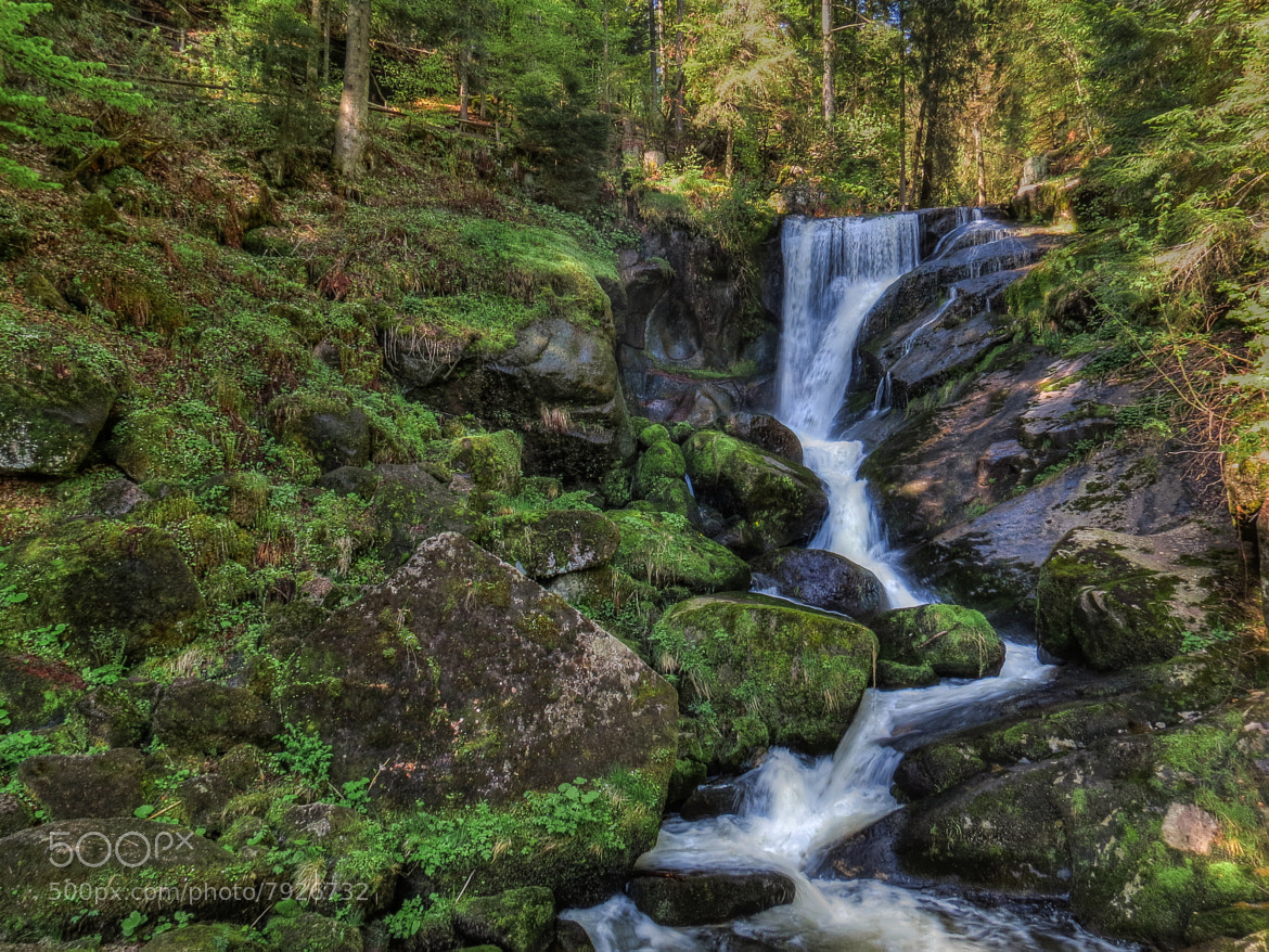 Photograph Triberg waterfall  by Mark Kats on 500px