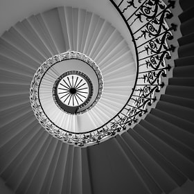 Tulip Staircase by Vulture Labs (vulturelabs)) on 500px.com
