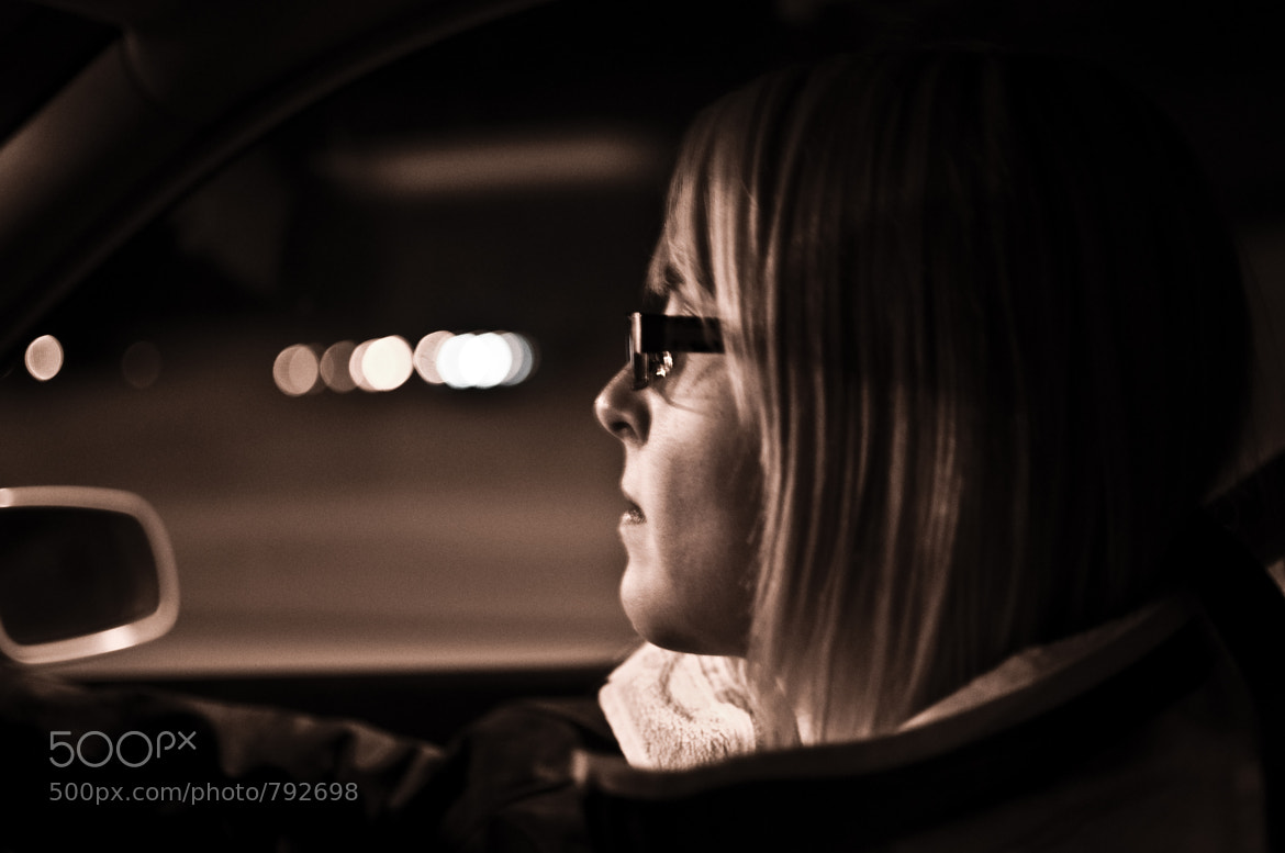 Photograph Kelly Driving by Keri Beal on 500px