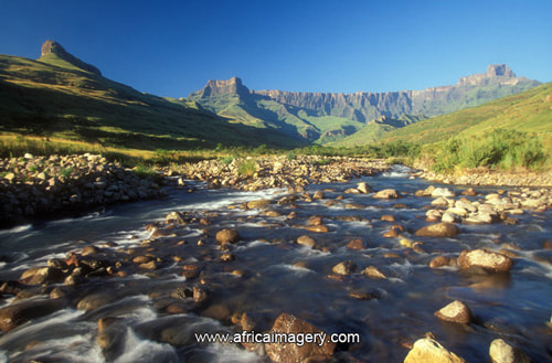 Photograph Ampitheatre, Drakensberg Mountains by Africa  Imagery on 500px