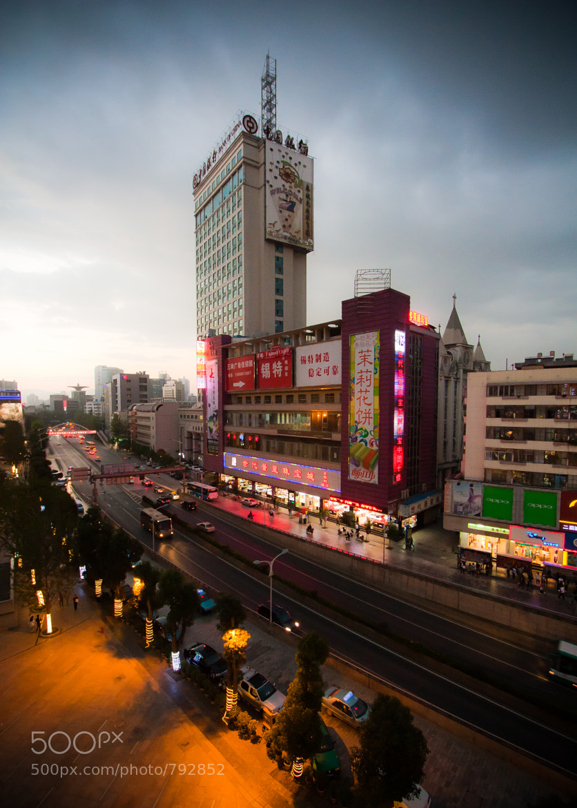Photograph Dusk in Kunming by Walter Lustig on 500px