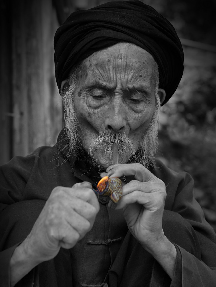 Photograph Old-man by SIJANTO NATURE on 500px