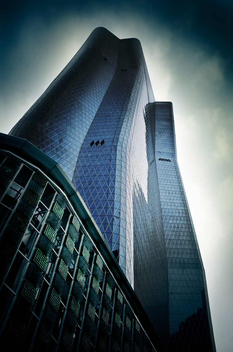 Photograph Bakrie Tower by Rio Krisna Murti on 500px