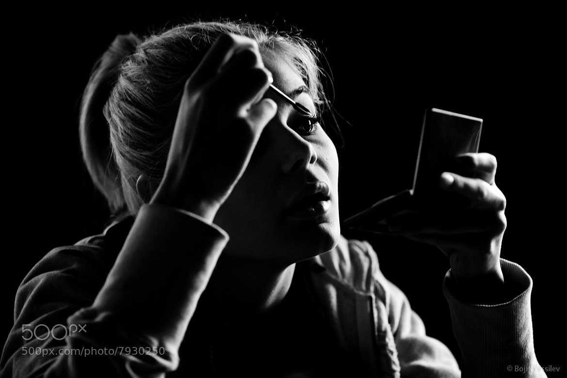 Photograph Make Up by Black & White on 500px