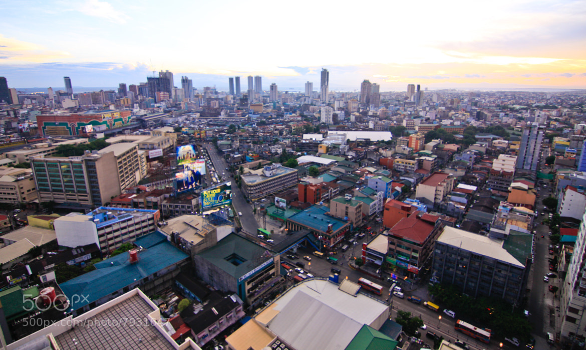 Photograph city scape by Deejah Diosina on 500px