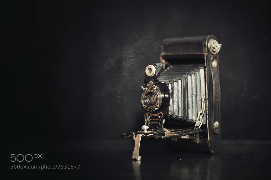 Photograph Old Camera by Zoltan Toth on 500px