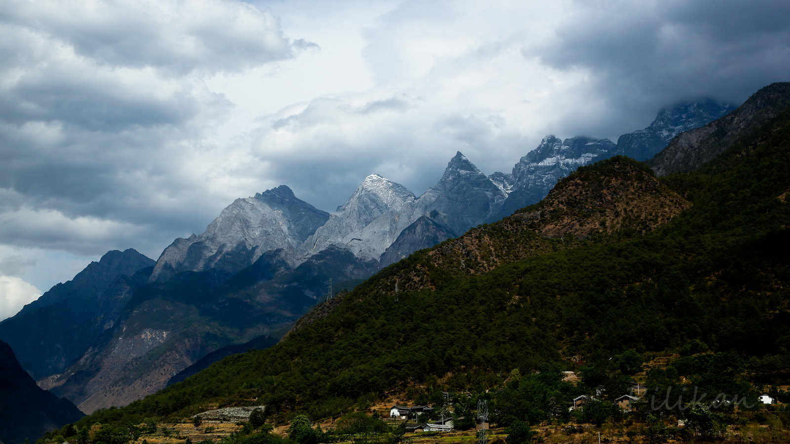 Photograph Jade dragon Mountain by Pilikan Ch on 500px