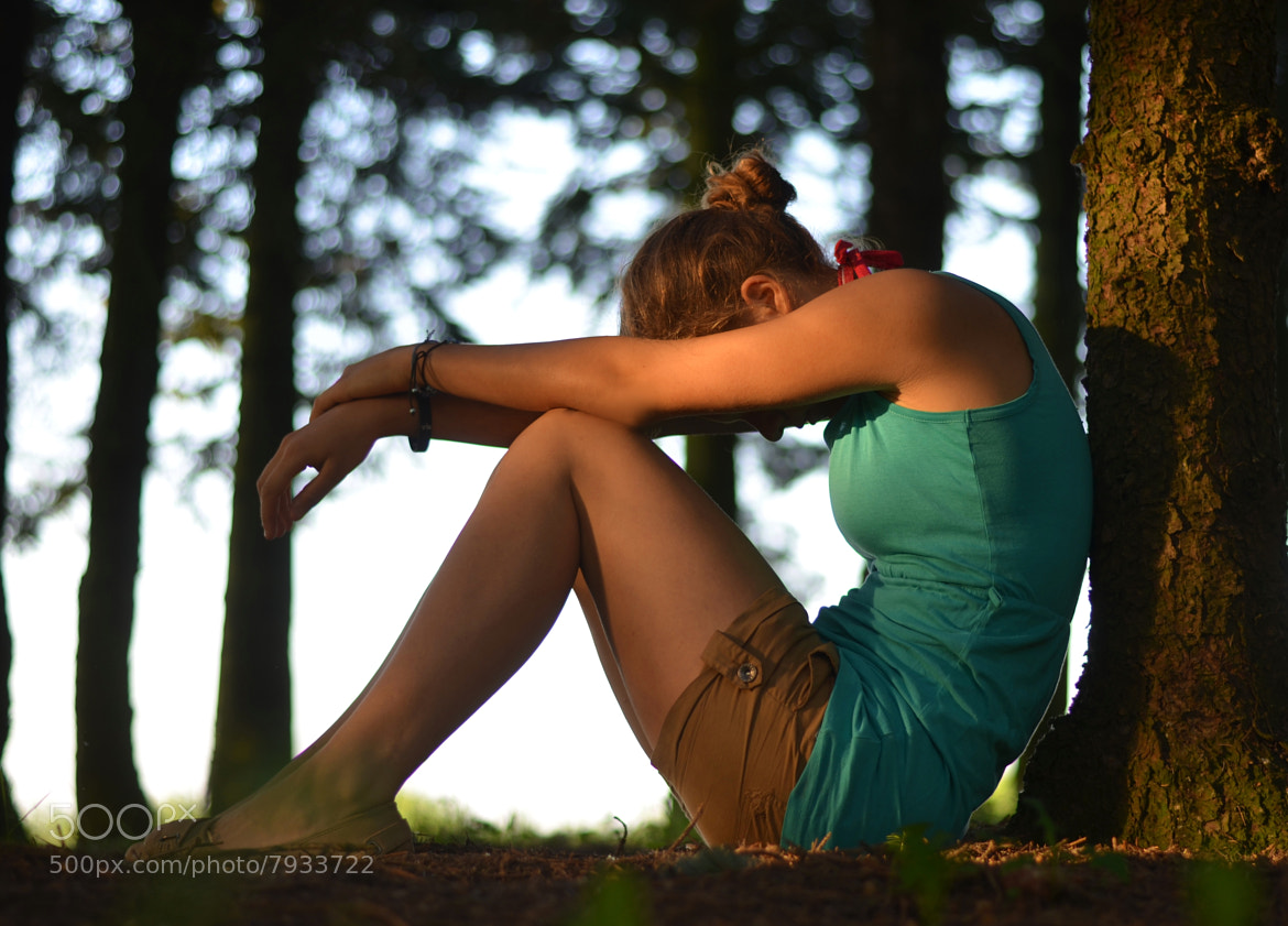 Photograph in the sunset by Franziska Weber on 500px