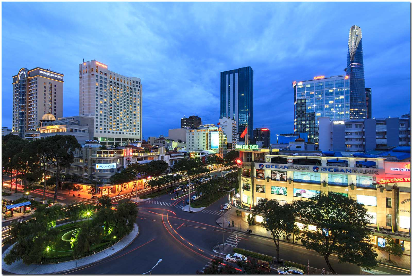 Photograph Saigon by Night 1 by Kimi Nguyen on 500px