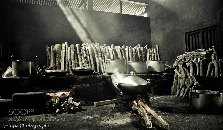 Photograph Traditional Kitchen by Deya Danie Santoso on 500px