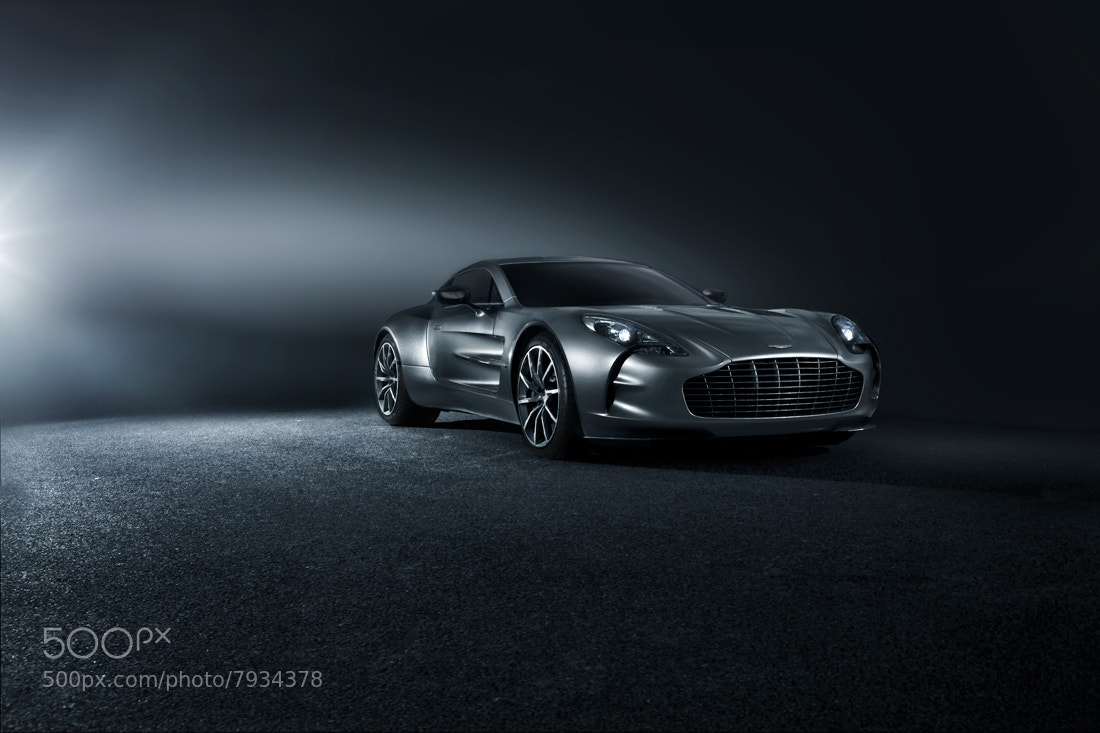Photograph Aston Martin one77 by Frederic Schlosser on 500px