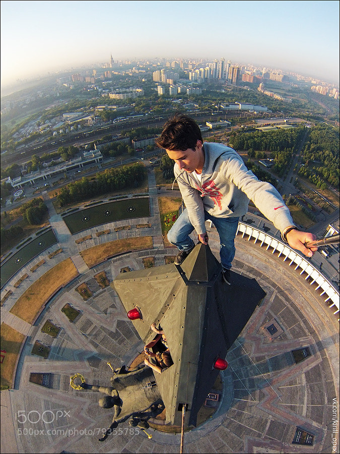 Photograph Top selfie by Kirill Oreshkin  on 500px
