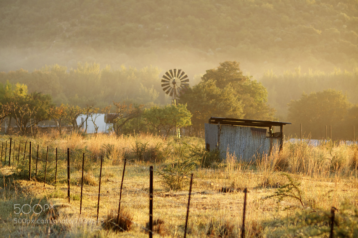 Photograph An African Farm by Lionel du Plessis on 500px