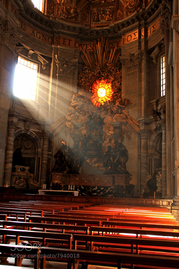 Photograph St. Peter's Basilica by Angela King-Jones on 500px