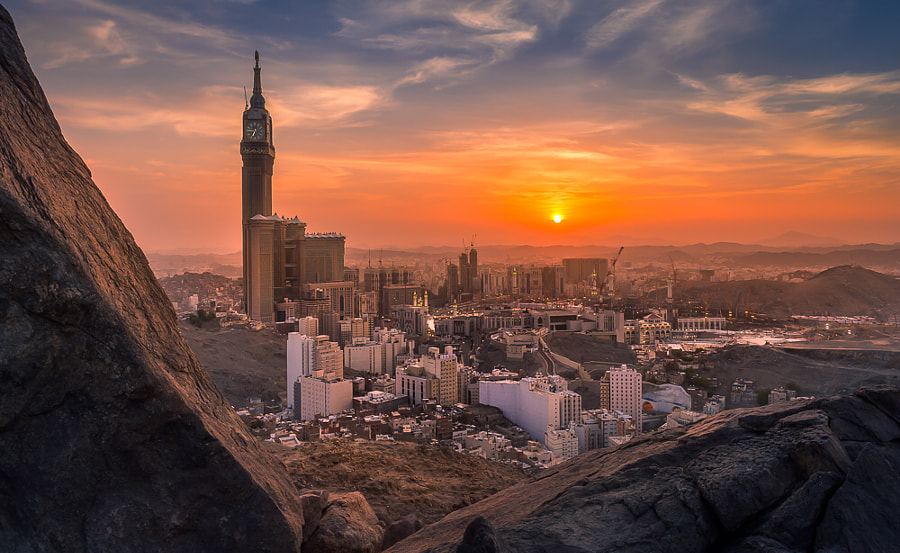 Makkah view by Ahmed Alyahiawi on 500px.com