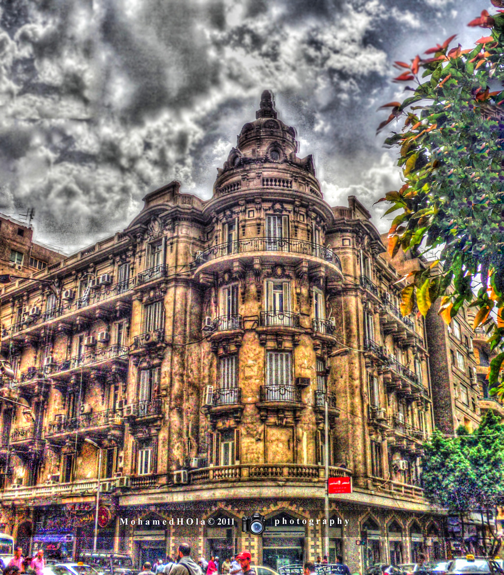 Photograph Cairo , Down-town  by Muhammed HOla on 500px