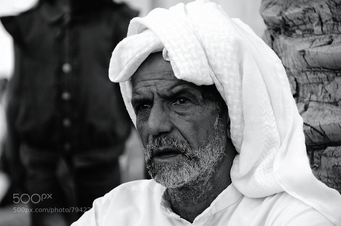 Photograph Aim of an old man  by Majed Tareef on 500px