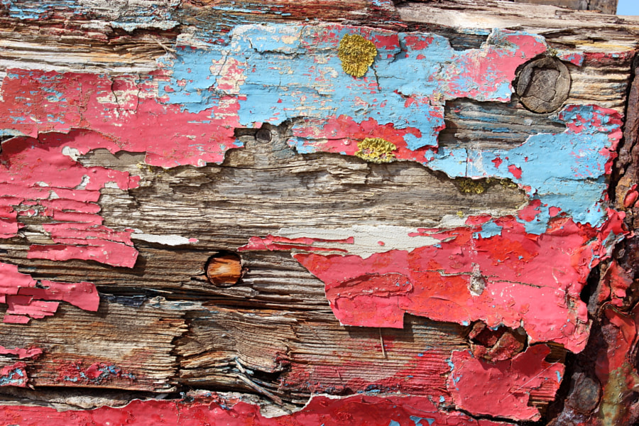 Weathered Paint 4