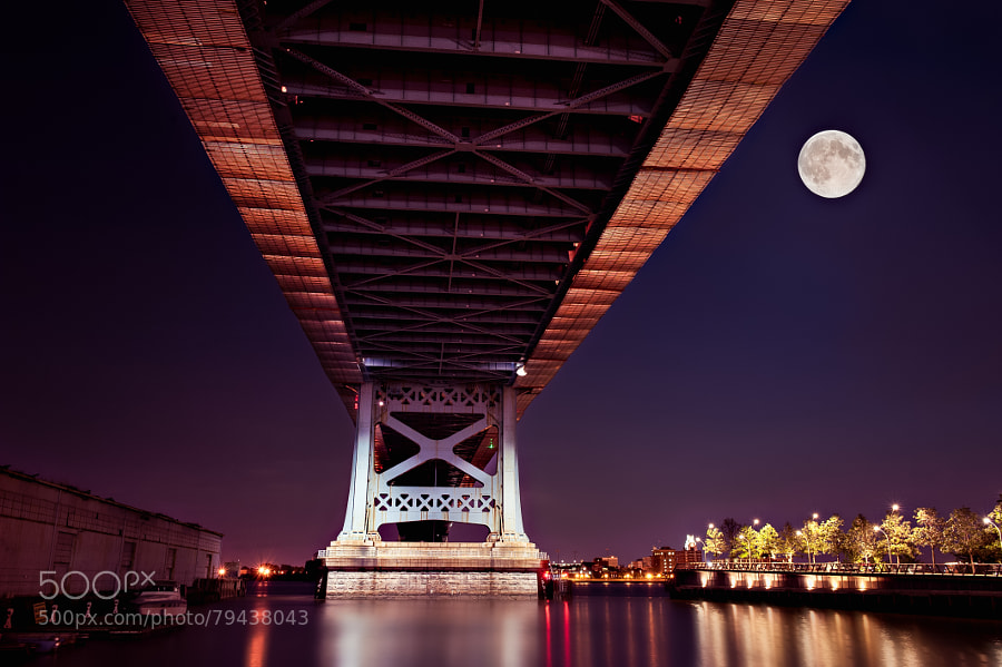 Photograph Under The Bridge by AMP Studios on 500px