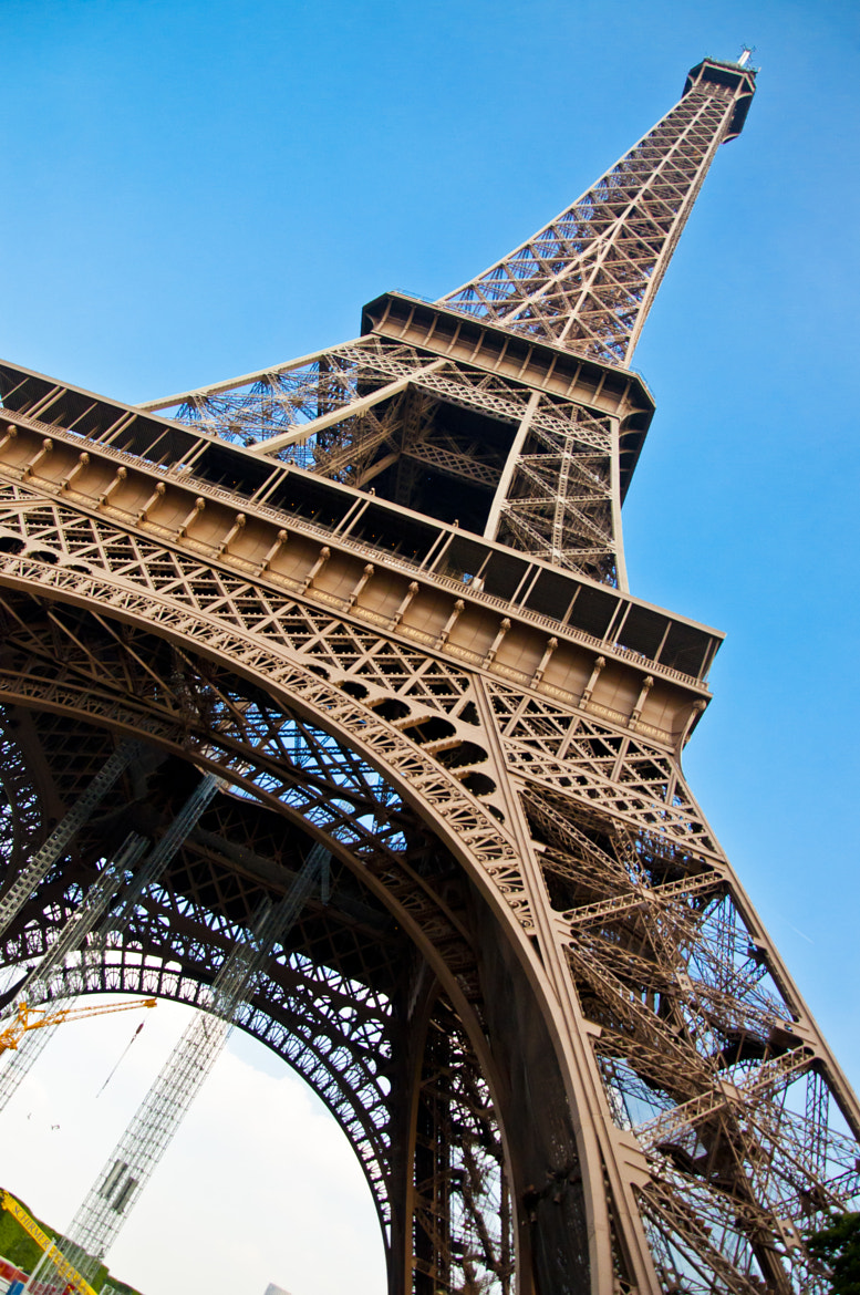 Photograph Tour Eiffel by Cheng LAW on 500px