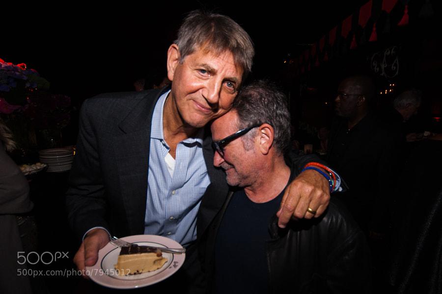 Peter Coyote & Robin Williams