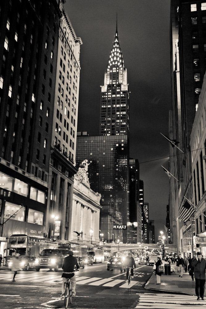 Photograph Chrysler Building, NYC by Jane Terekhov on 500px