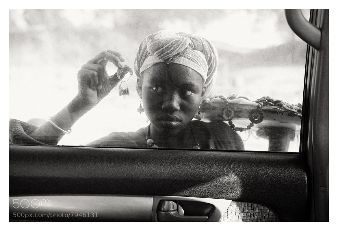 Photograph Jewelry Girl, Mali by Roy Zipstein on 500px
