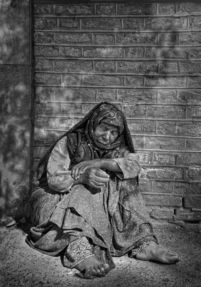 Photograph Poorness B&W by Ahmad HaDi on 500px