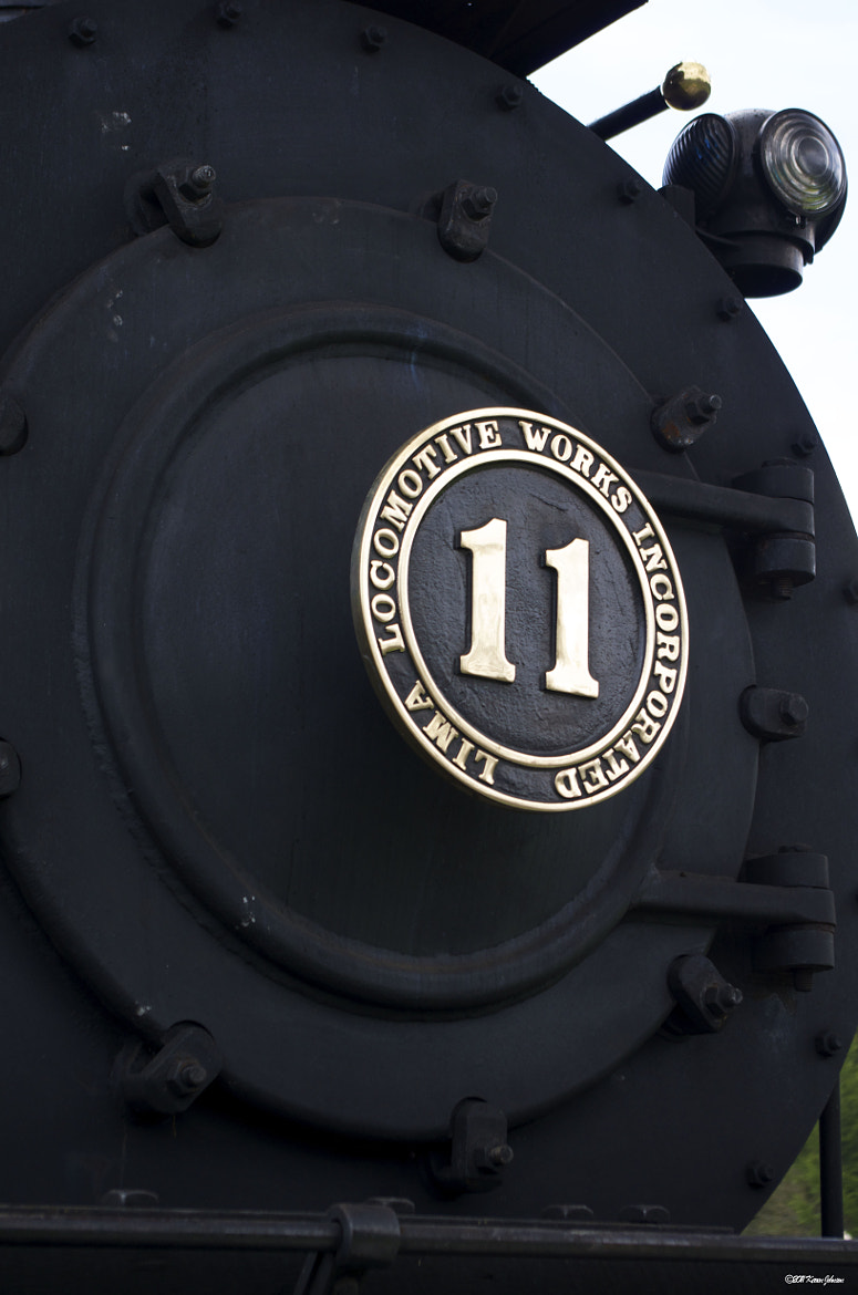 Photograph Engine #11 Close Up by Karen Johnson on 500px