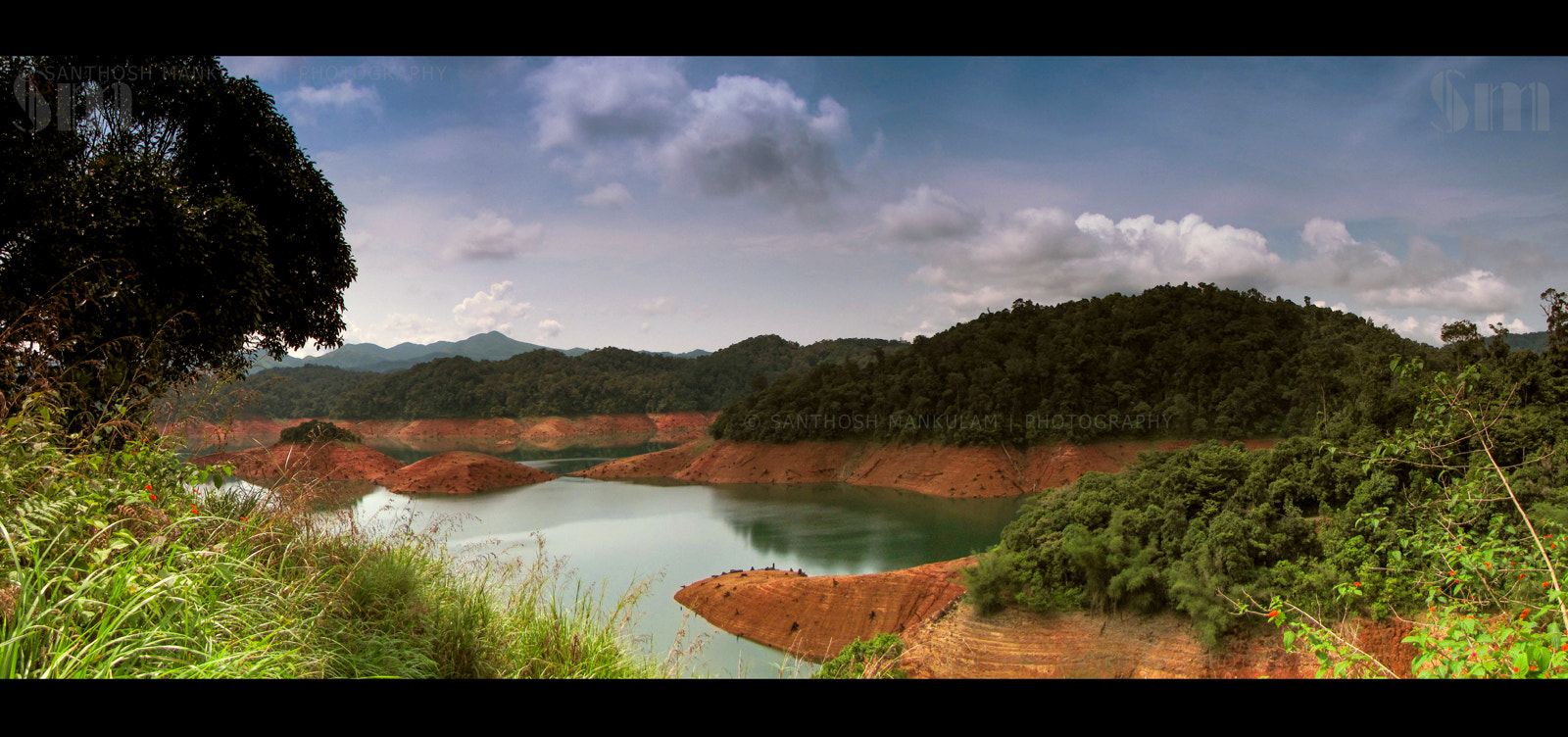 Photograph Dam(n) View by Santhosh Mankulam on 500px