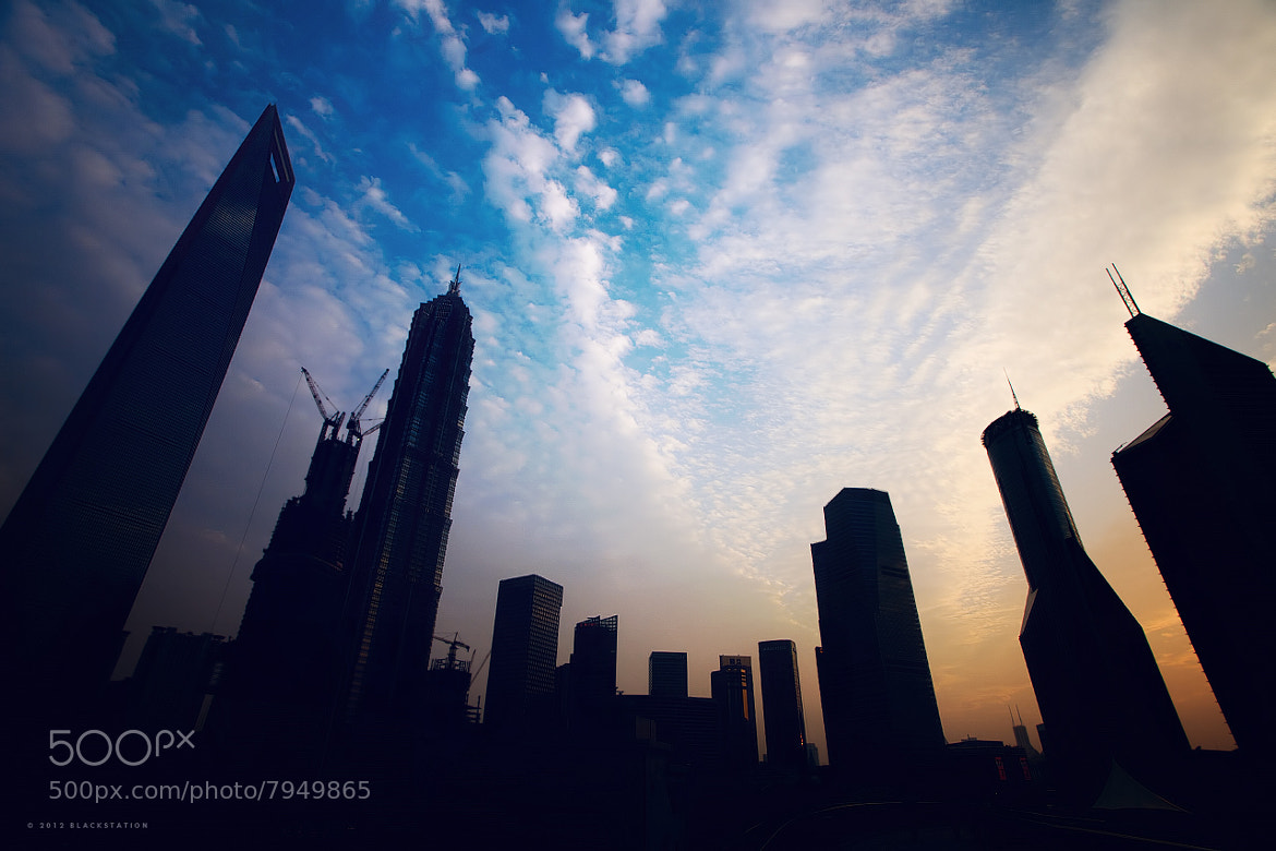 Photograph 林立  /  a city of skyscrapers by Black Station on 500px