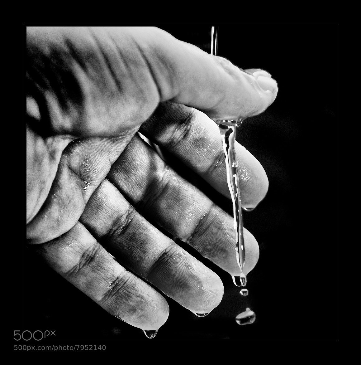 Photograph my hand by Luis Martínez on 500px