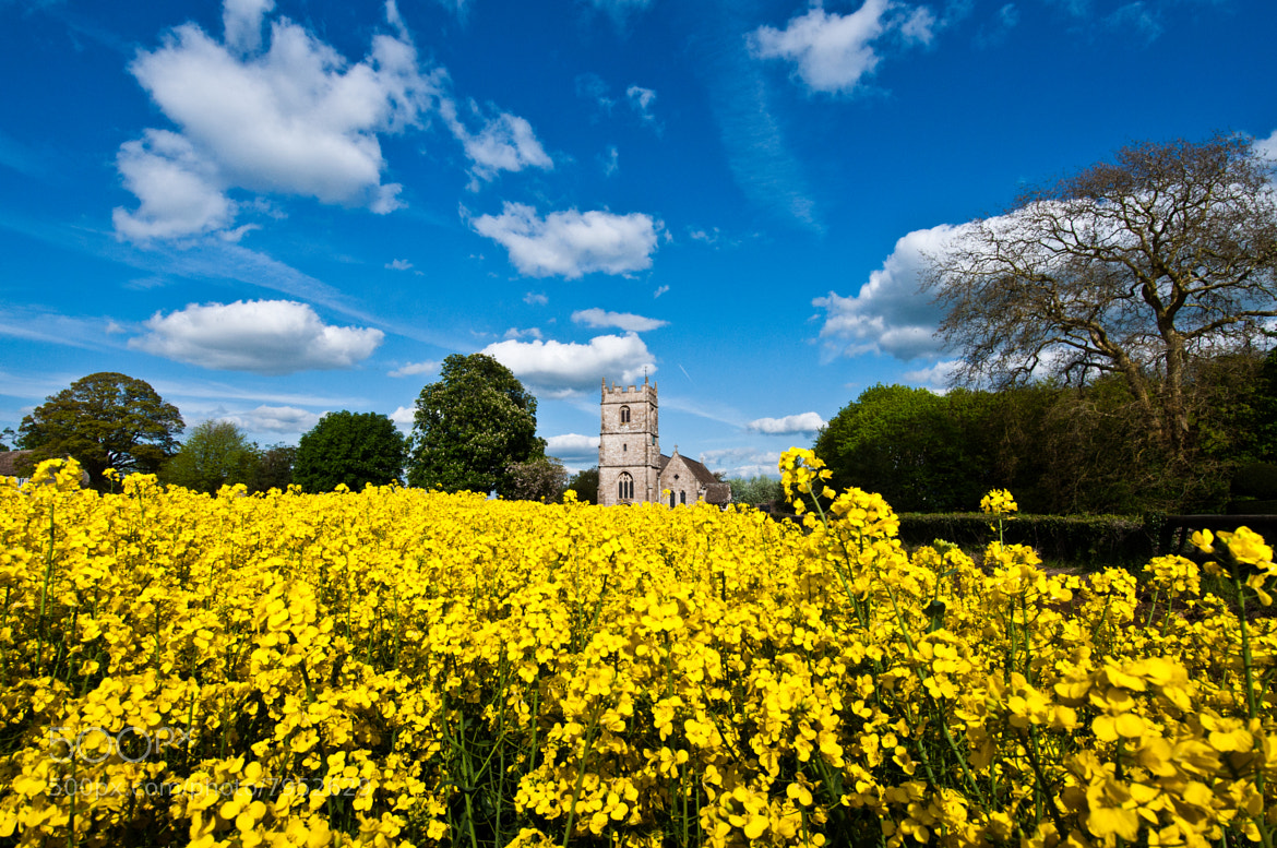 Photograph Long Newton, May 2012 by Neil Bryars on 500px