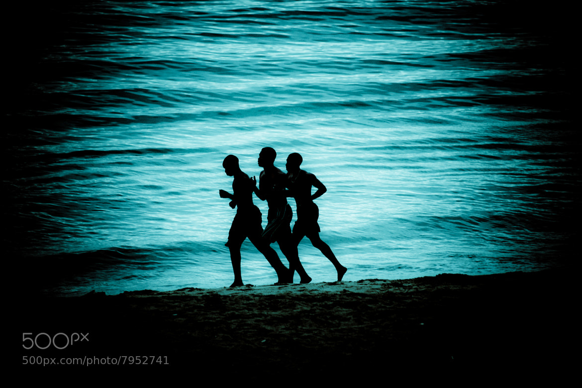Photograph Running men by Kasper Nymann on 500px