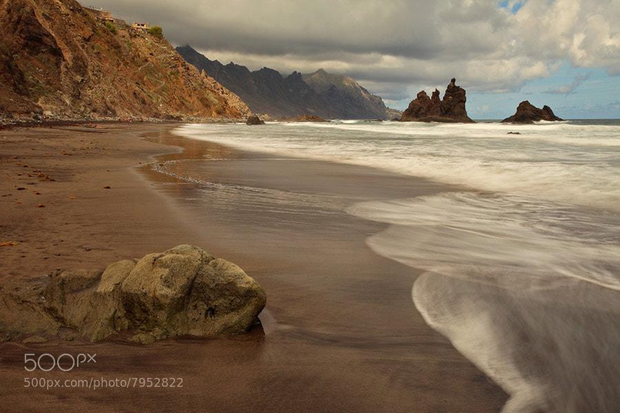 Photograph Banijo beach by Julia Silva on 500px