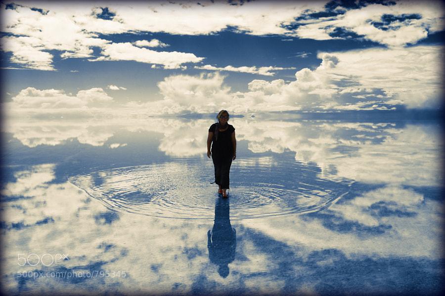 Salar de Uyuni by life wontwait (lifewontwait) on 500px.com