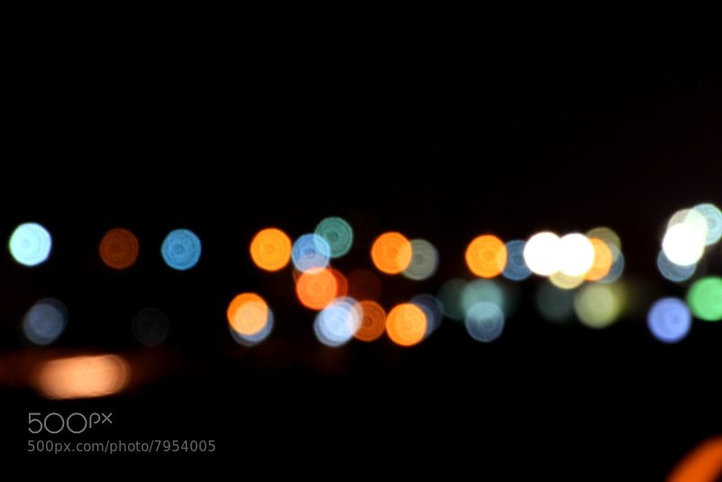 Photograph Bokeh by Sourish ray on 500px