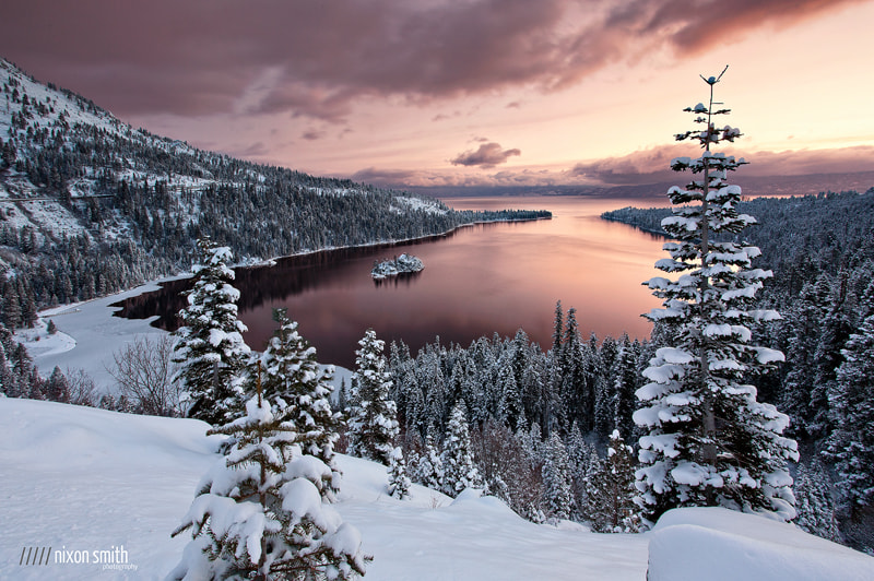 Photograph Emerald Bay by Nixon Smith on 500px