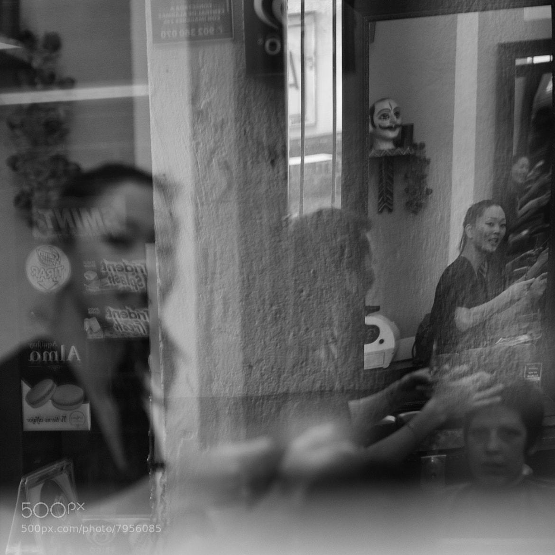 Photograph Surrealist hairdressing salon by Eduardo Páramo on 500px
