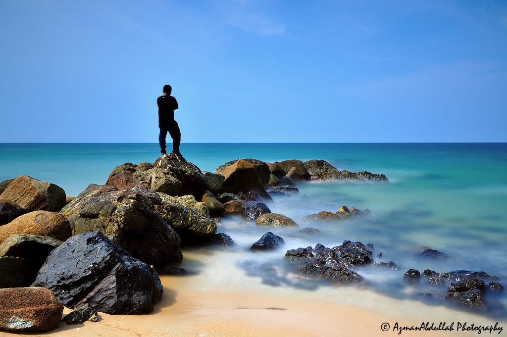 Photograph Talking With Nature by Azman Abdullah on 500px