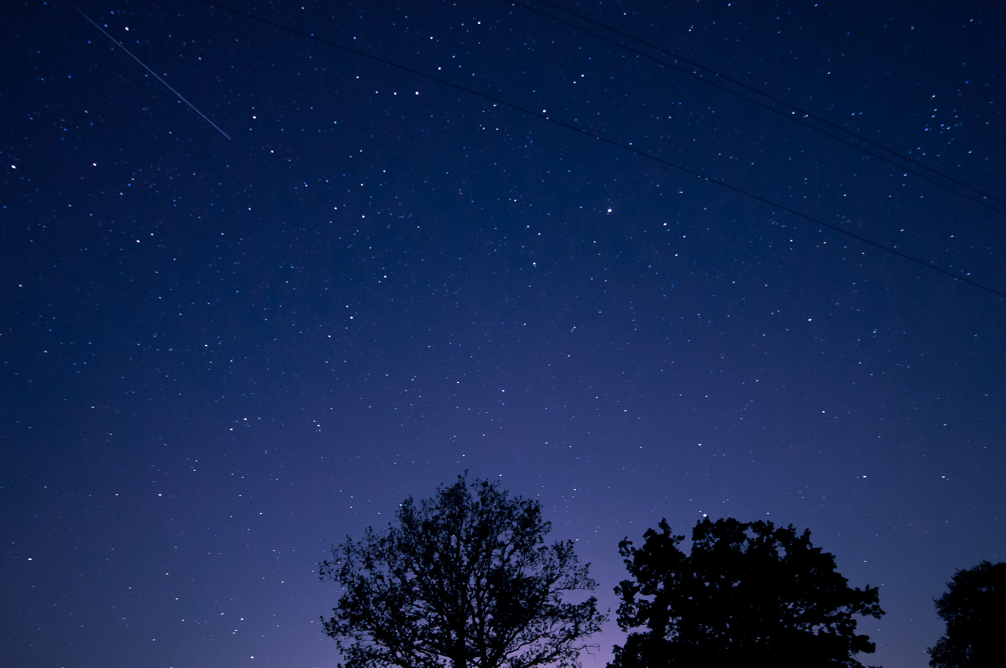 Photograph Nightsky on Northeurope by Thorsten Veith on 500px