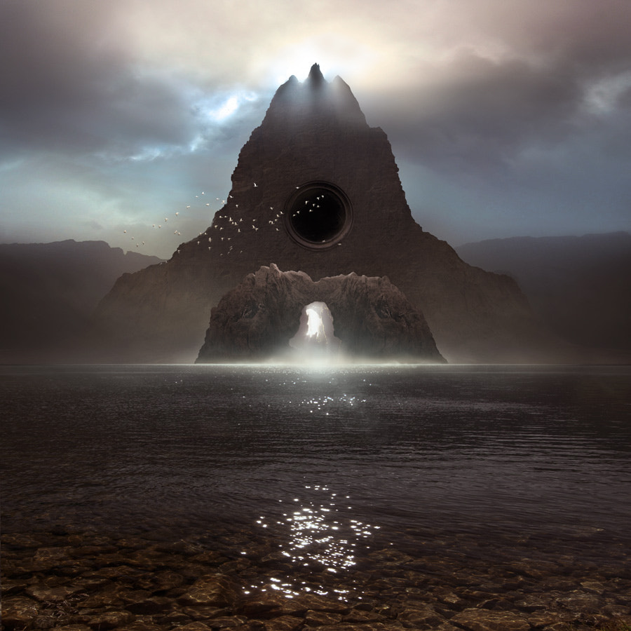 Photograph Hyperportal by Karezoid Michal Karcz  on 500px